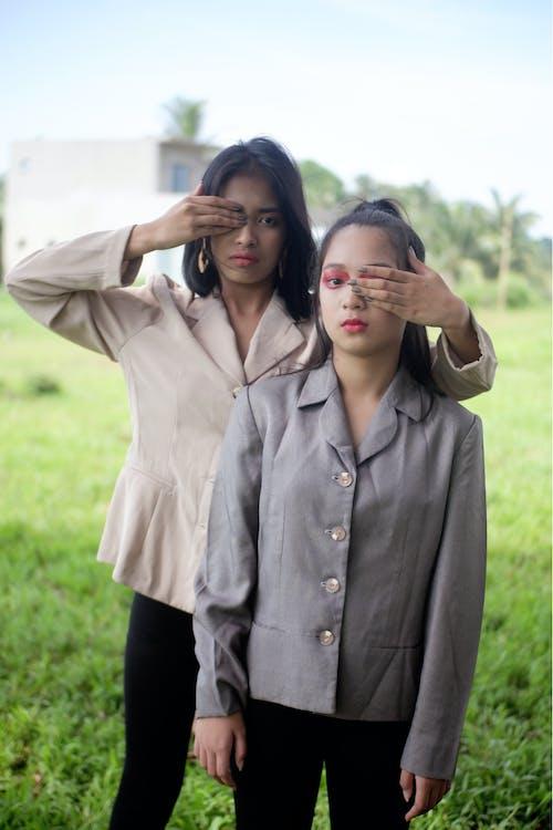 Two Asian Women