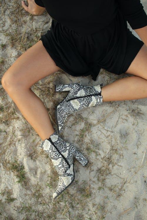 Imagine de stoc gratuită din cizme, femeie, ghete până la gleznă, încălțăminte