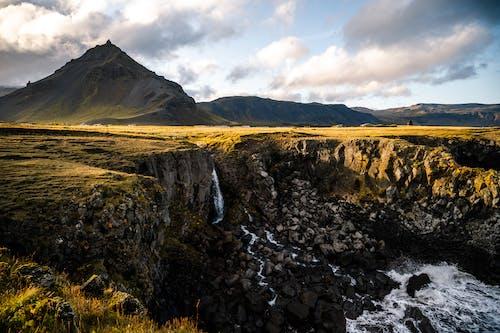 Foto stok gratis air, air terjun, alam, alami