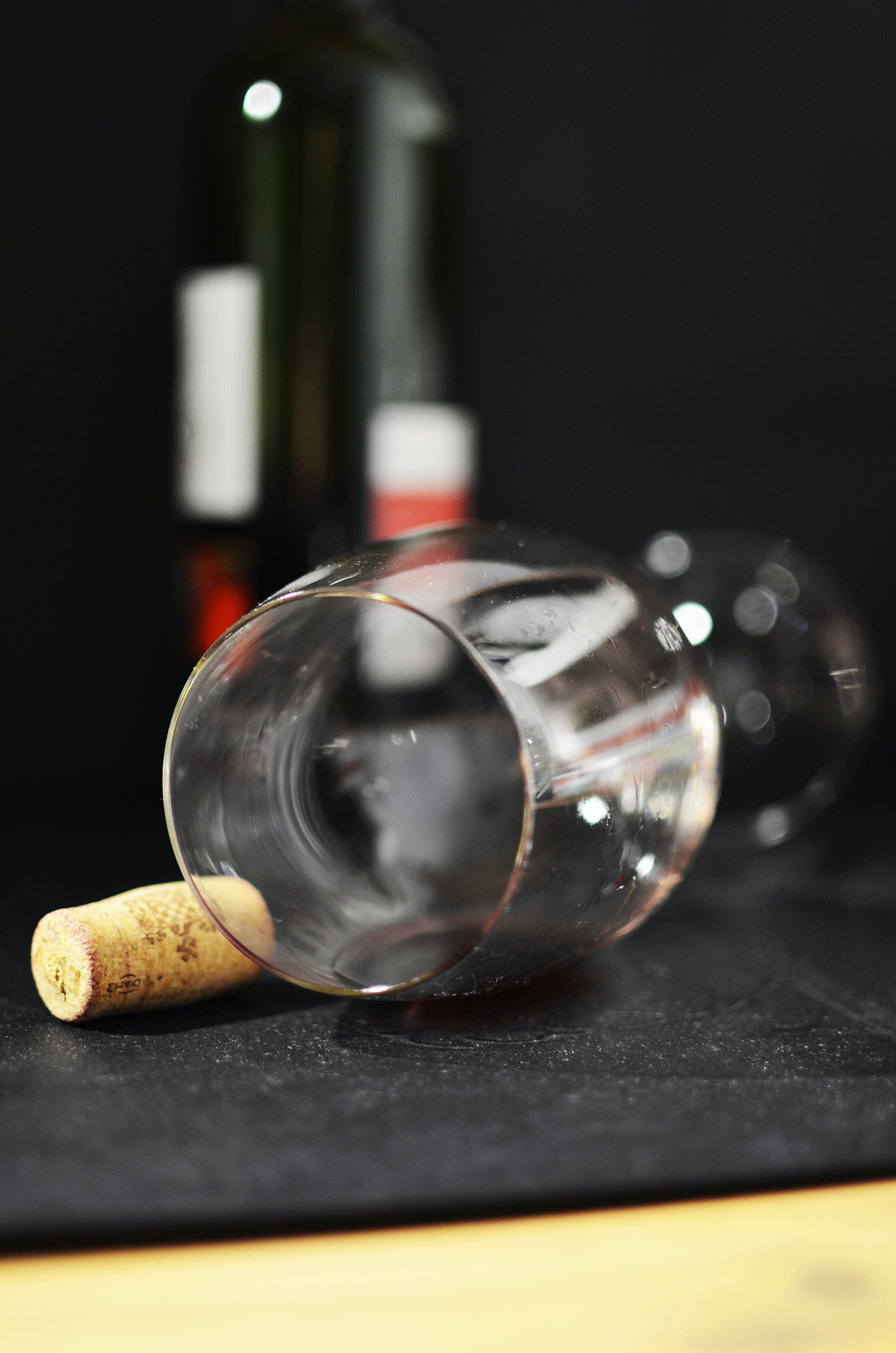 alcohol, alcoholic, cork