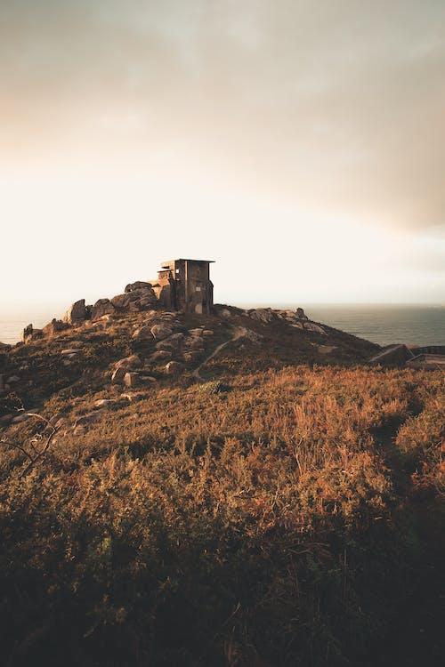 Immagine gratuita di alba, collina, crepuscolo, nebbia