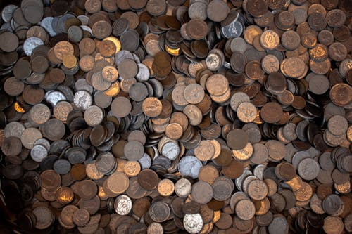 Gratis stockfoto met achtergrond, collectie, geld, gelddoos
