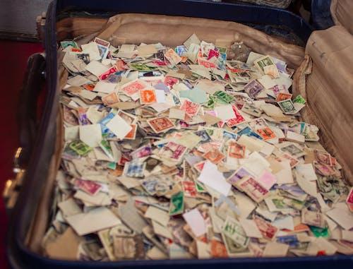 Gratis stockfoto met brief, collectie, klassiek, oude brieven