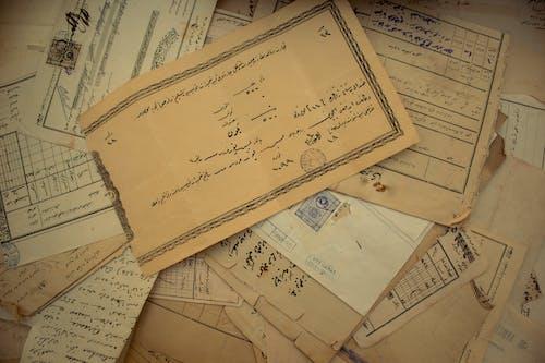 Gratis stockfoto met bestand, bijbel, brief, envelop