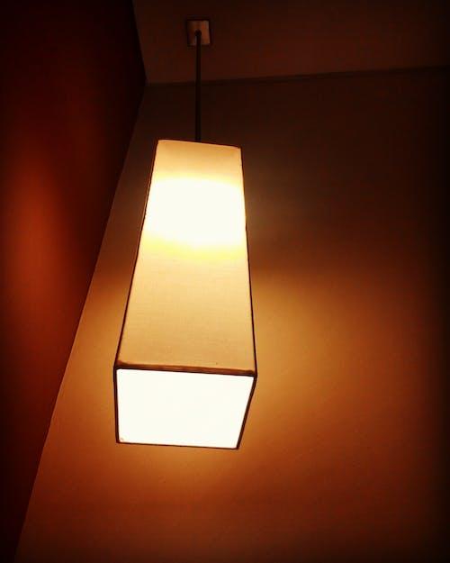 คลังภาพถ่ายฟรี ของ สว่าง, โคมไฟ