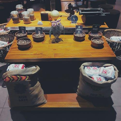 Gratis stockfoto met bonen, coffeeshop, koffiebonen, koffietafel