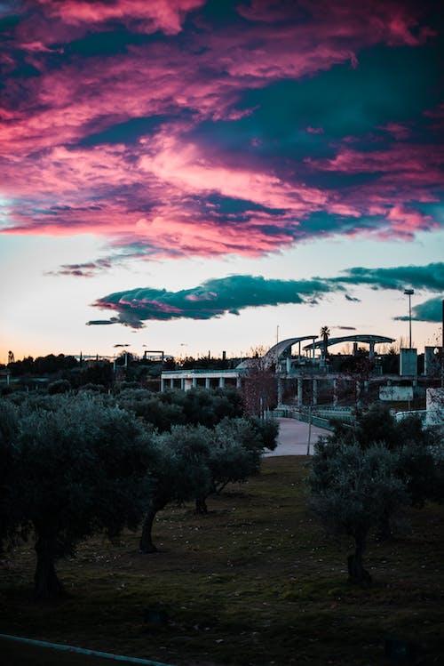 Fotos de stock gratuitas de cielo, cielo al atardecer, sunset