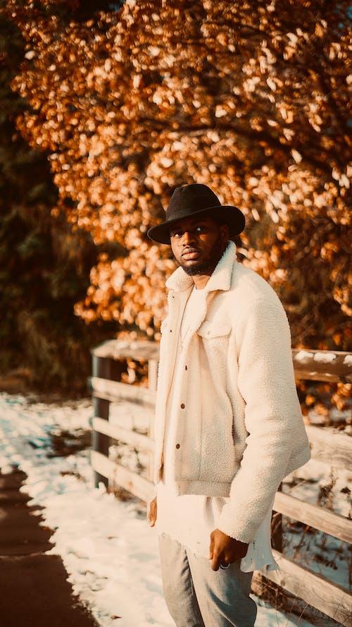 คลังภาพถ่ายฟรี ของ คน, ชายผิวดำ, ตามแฟชั่น, ผู้ชาย