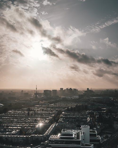 Foto profissional grátis de aerofotografia, Amsterdã, Amsterdam