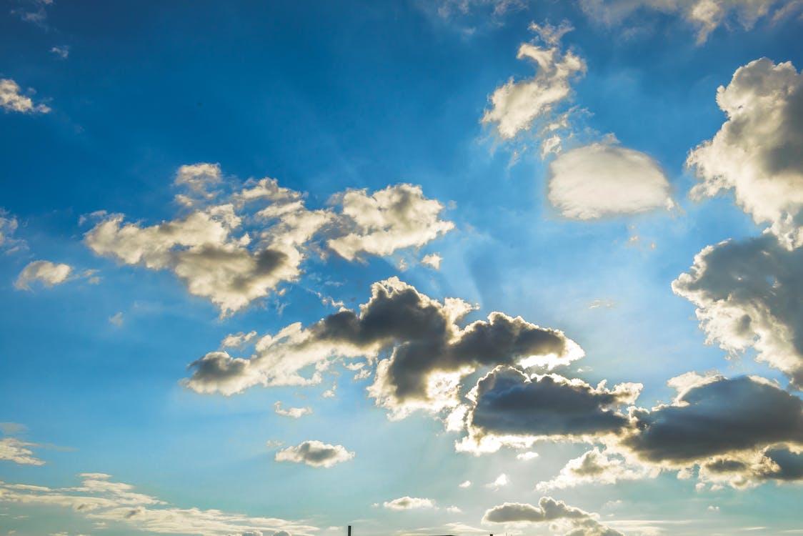 clouds, cloudy sky