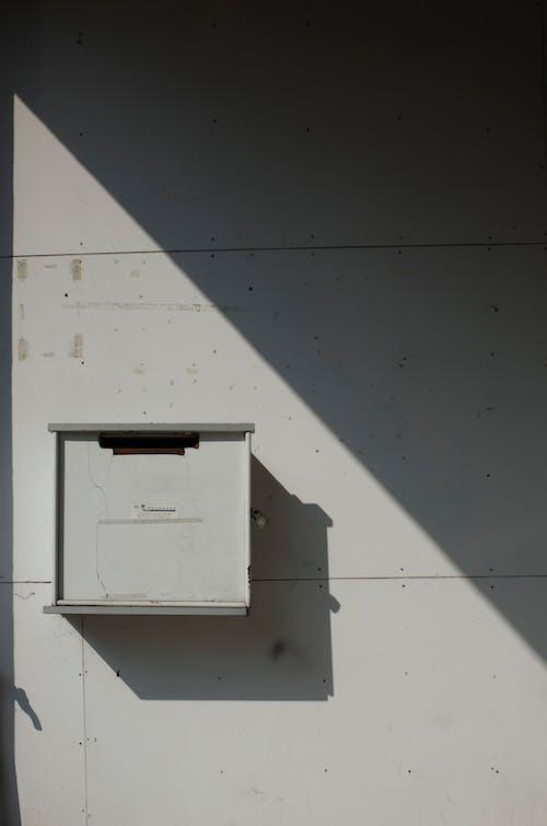 Weiße Und Graue Box