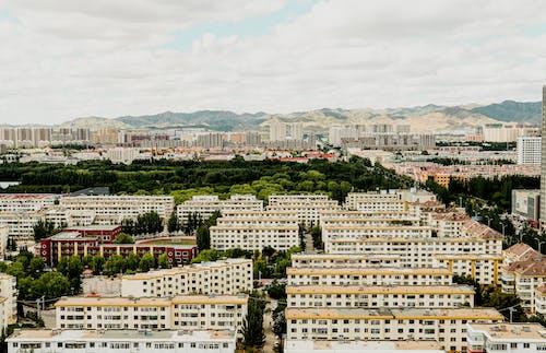 假期, 内蒙古, 夏天, 多雲的 的 免费素材照片