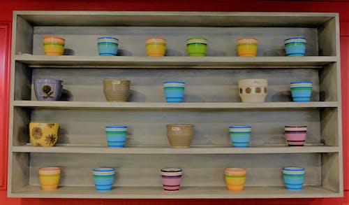 Бесплатное стоковое фото с маленькие вазы на продажу