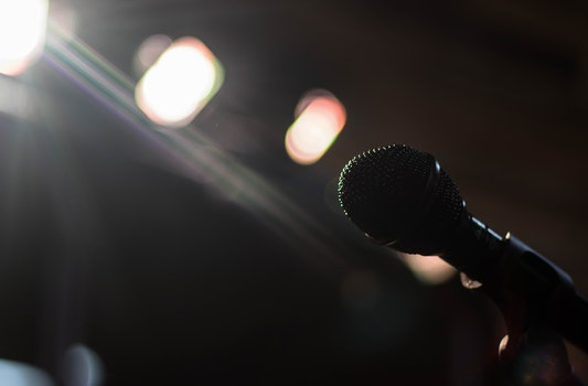 Free stock photo of light, lights, blur, stage