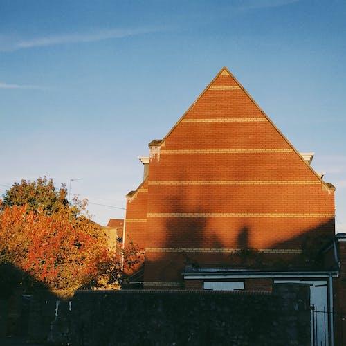 Бесплатное стоковое фото с голубой, дом, здание