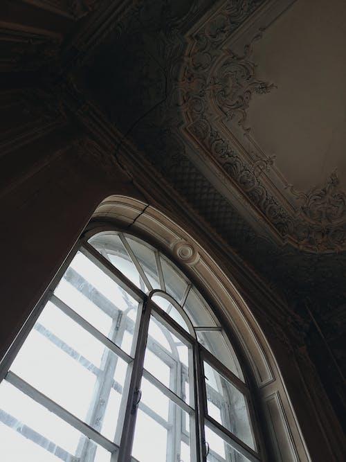 Ingyenes stockfotó építészet, építészeti részletek, fény és árnyék, szép témában