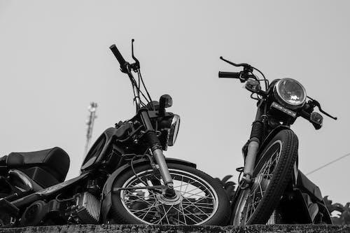 Foto stok gratis peluru, sepeda