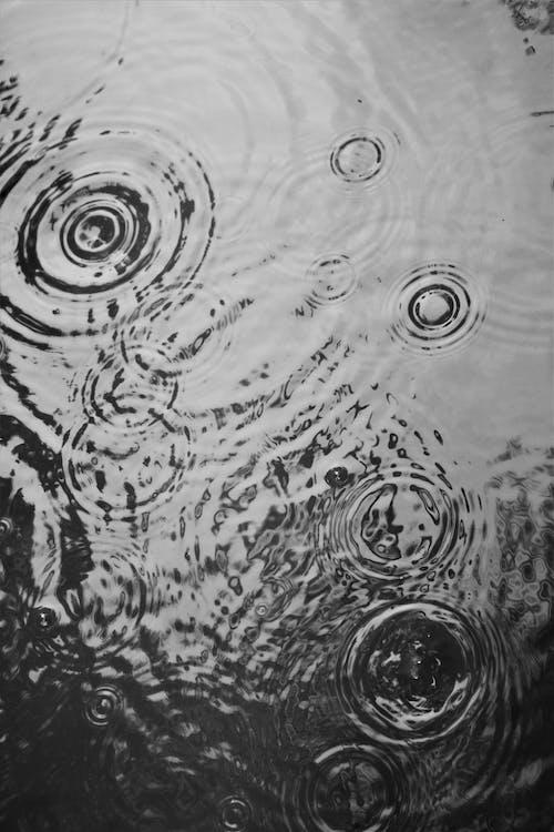 Kostnadsfri bild av cirklar, dagsljus, mörk, reflektion