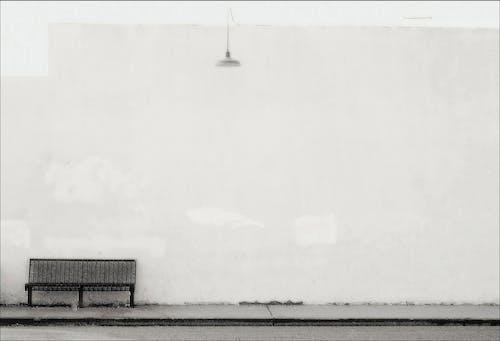 คลังภาพถ่ายฟรี ของ กลางแจ้ง, ขาวดำ, ความเรียบง่าย, ตัวเมือง