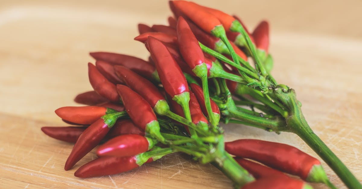Free stock photo of bunch, chili, cooking