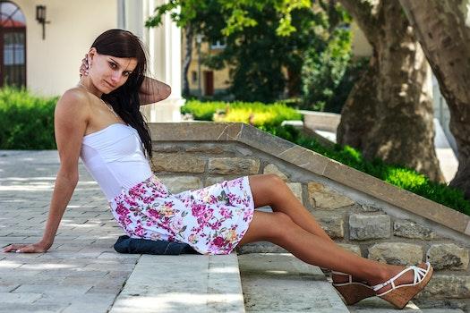 Free stock photo of fashion, person, woman, legs