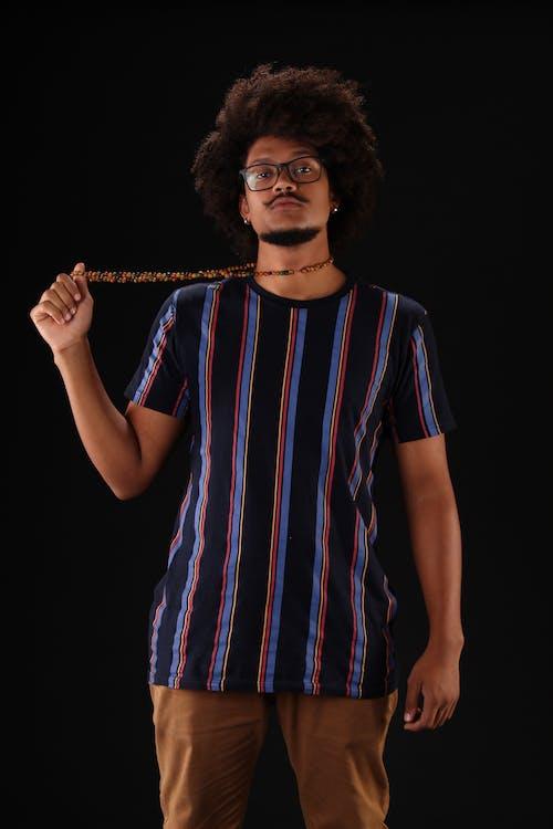 Безкоштовне стокове фото на тему «афро, борода, волосся на обличчі, вуса»