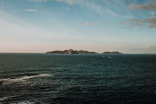 Immagine gratuita di ambiente, azzurro, catena montuosa, cielo azzurro