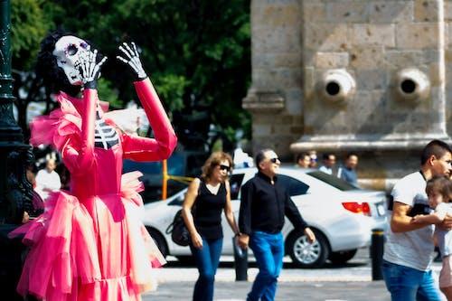 传统, 去世, 墨西哥, 藝術 的 免费素材照片