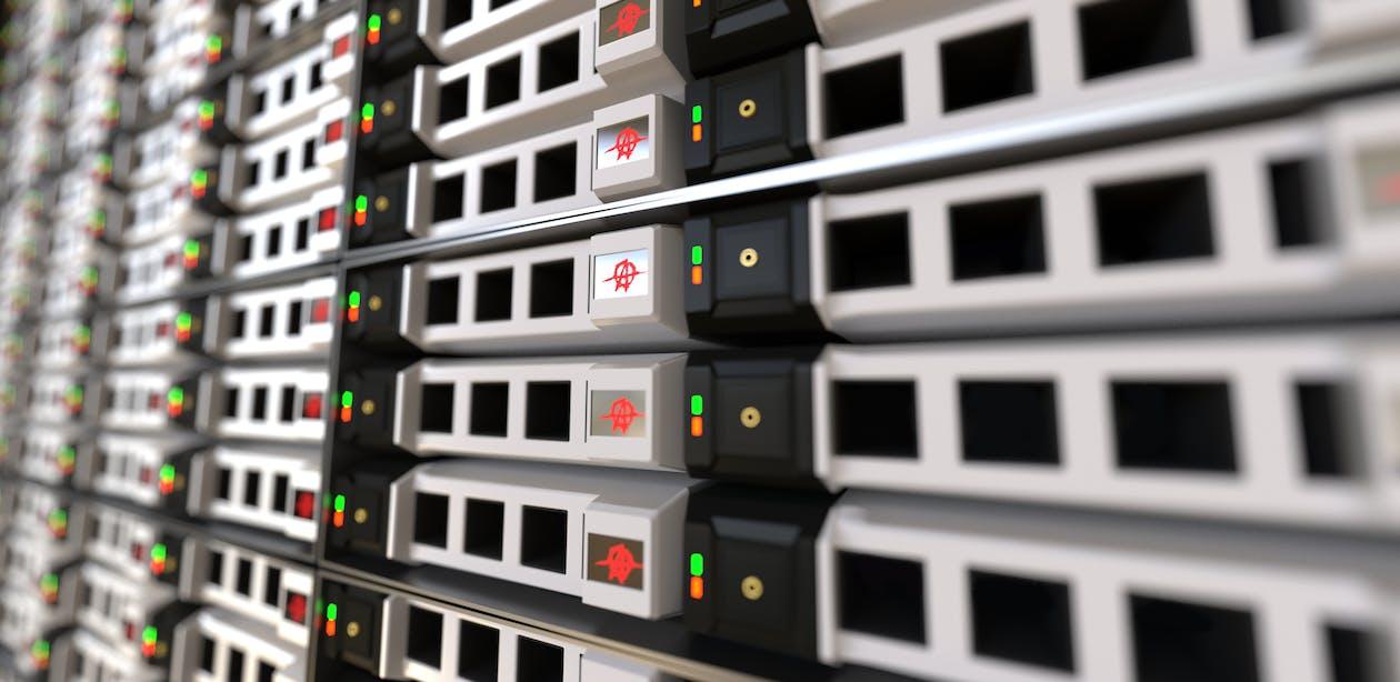 data, datacenter, elektronik
