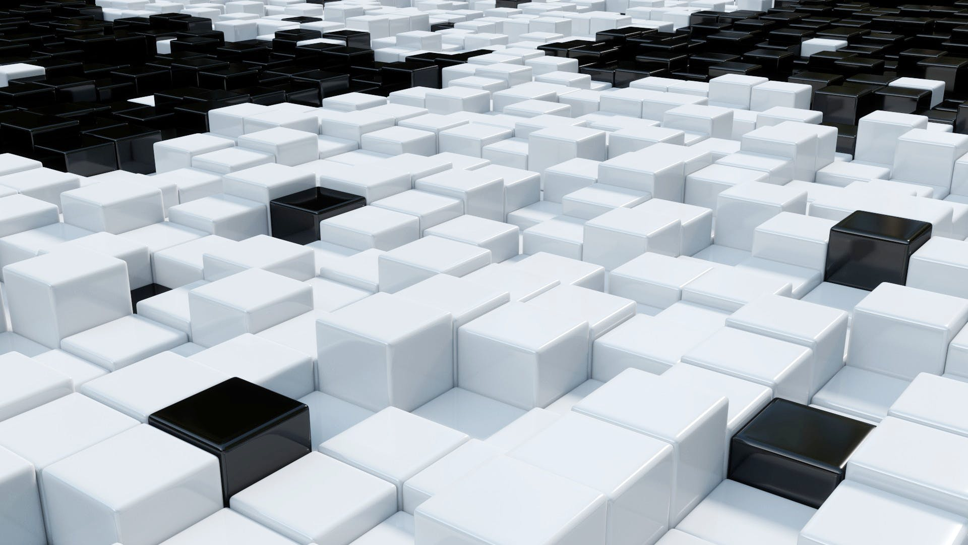 Free stock photo of 3d, cubes