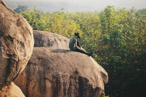 Foto stok gratis alam, Asia, bahasa Indonesia, batu
