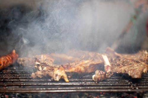 Fotobanka sbezplatnými fotkami na tému gril, grilovačka, mäso, mäsožravec