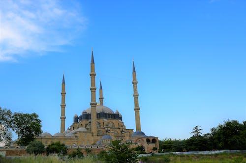 คลังภาพถ่ายฟรี ของ ท้องฟ้า, มัสยิด, ศาสนา, ศาสนาอิสลาม