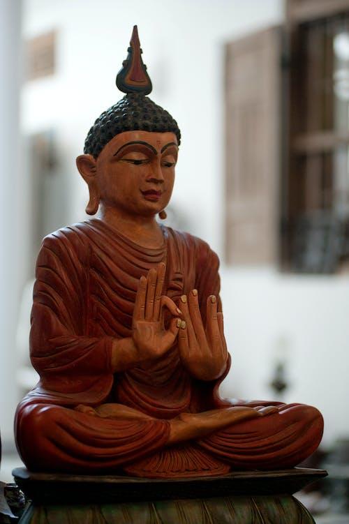 Gratis lagerfoto af antik, arkitektur, bøn, buddha