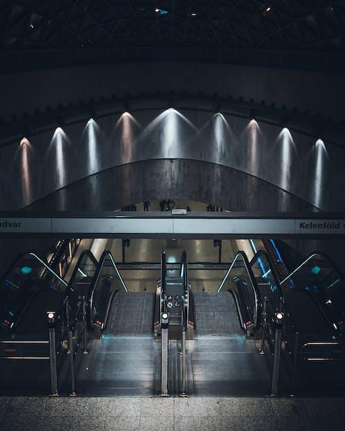 交通系統, 公共交通工具, 地鐵, 地鐵站 的 免費圖庫相片