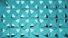 art, blue, pattern