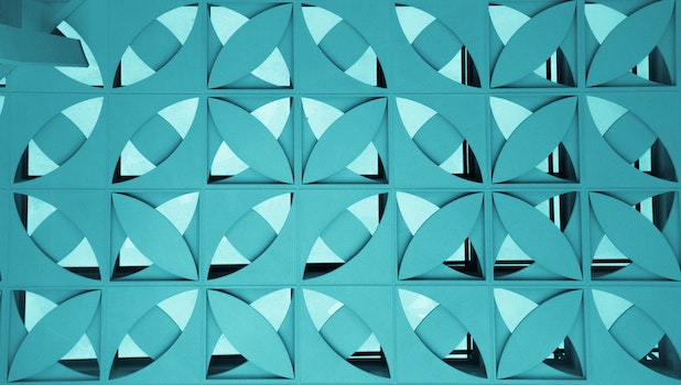 Free stock photo of art, blue, pattern, abstract