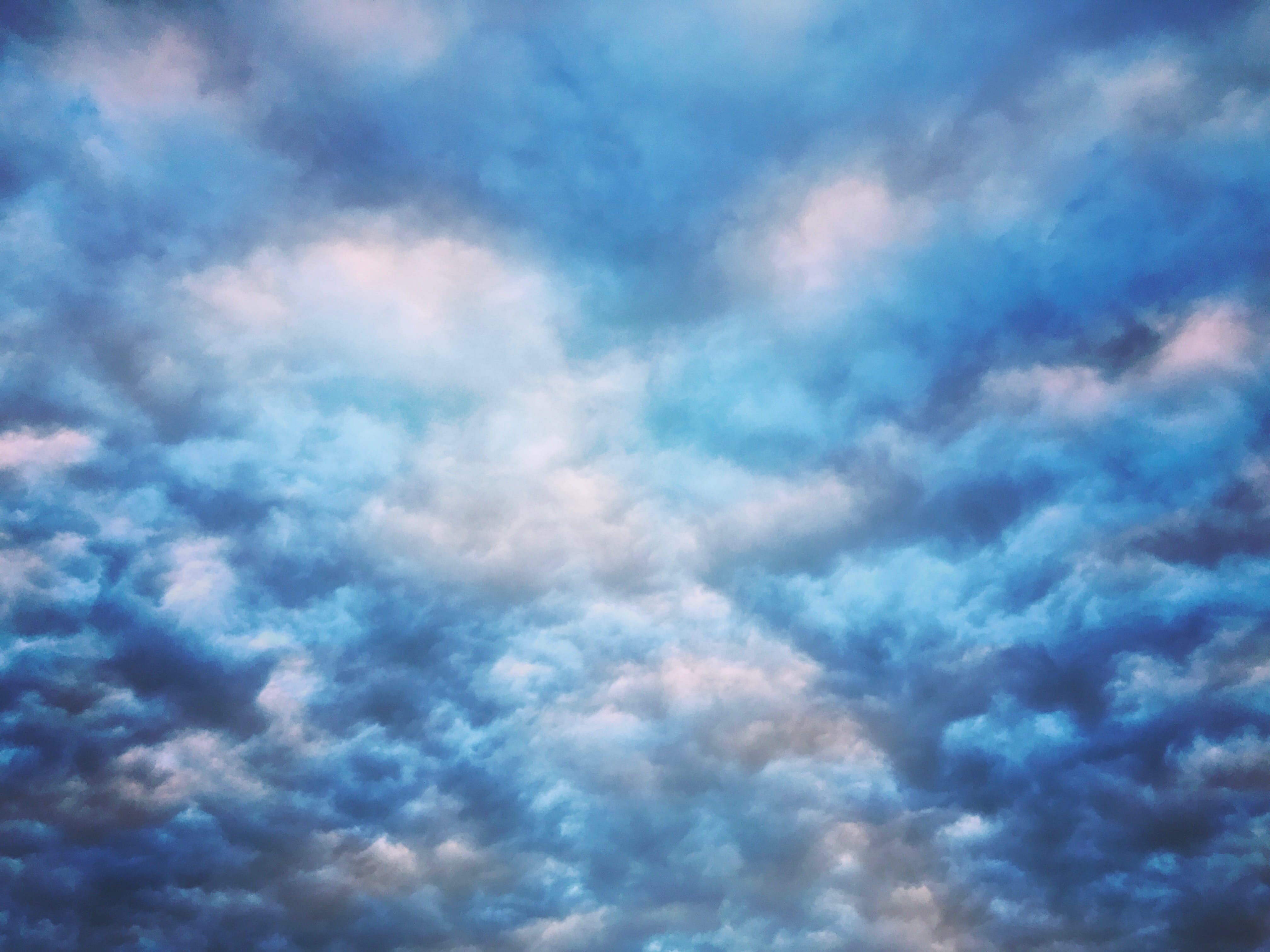 Free stock photo of clouds, light, morning, sky