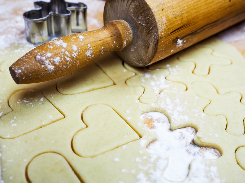 bakning, bakningsprodukter, bakplåt