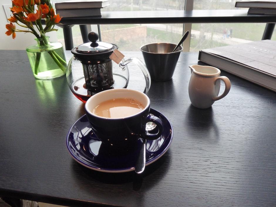 afternoon tea, tea