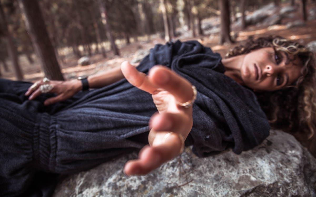Foto stok gratis alam, batu, berbaring