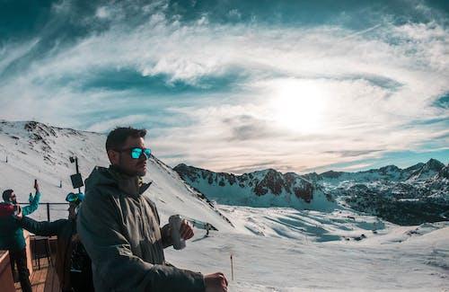 Foto stok gratis andorra, di luar rumah, dingin, Es
