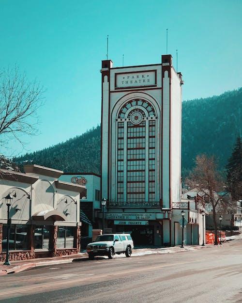 Free stock photo of building, colorado, theater