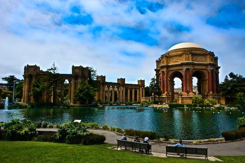 Δωρεάν στοκ φωτογραφιών με μέγαρο καλών τεχνών, Σαν Φρανσίσκο