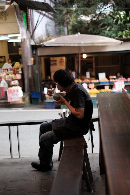 Kostenloses Stock Foto zu menschen, taiwan, taiwanisches essen