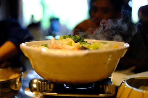 Kostenloses Stock Foto zu essen, frisches gemüse, heißes essen