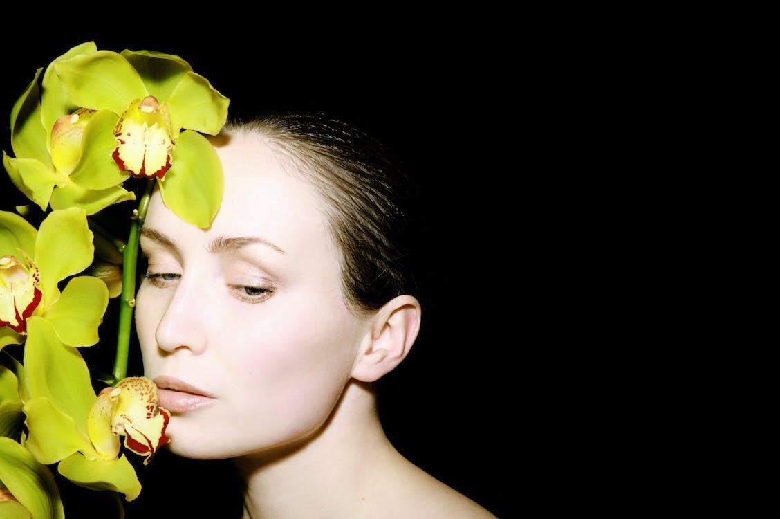 alan derinliği, bayan, bitki örtüsü