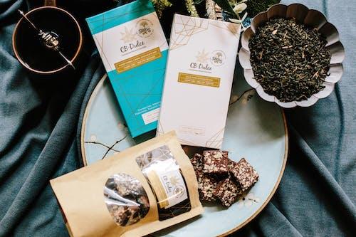 Imagine de stoc gratuită din bunătate, ciocolata neagra, desert, închis la culoare