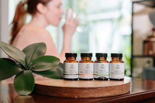 Gratis stockfoto met capsules, cbd, cbd voor hoofdpijn, cbd-leven