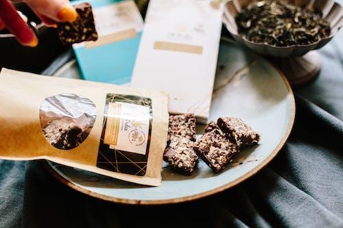 Gratis stockfoto met bord, brownies, bruin, chocolade